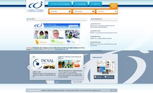 Refonte du site de la CCI de Roanne
