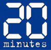 20 minutes media