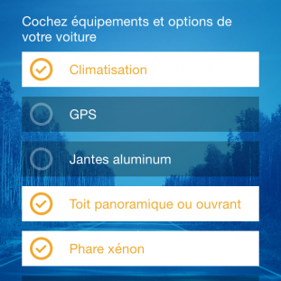 Application mobile Reprise AramisAuto