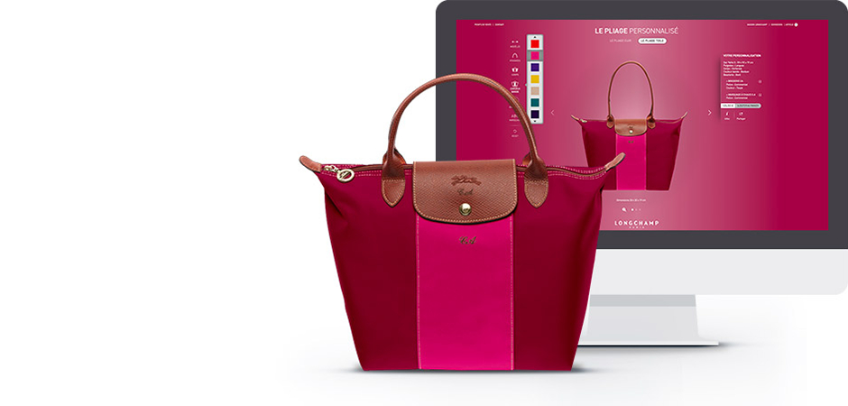 Longchamp: Le Pliage Personalized - Clever Age