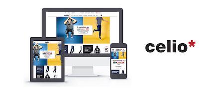 Overhaul of celio.com e-commerce site