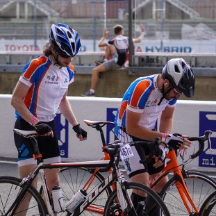 Equipe Clever Age 24h du Mans Velo photo 8