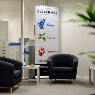 Photo locaux Agence Toulouse Clever Age