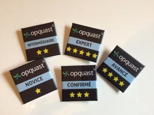 Badges Opquast