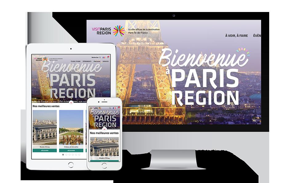 Visit Paris Region