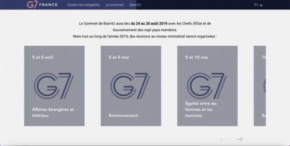 Visuel du site elysee.fr 2