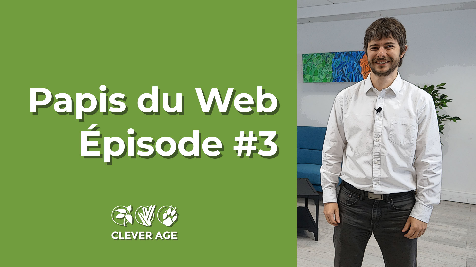 papis du web episode 3