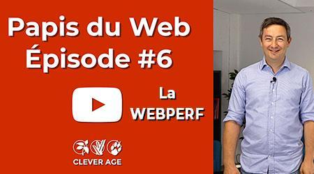 papis du web - webperf
