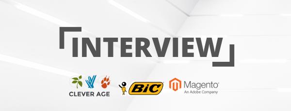 Retour sur l'interview Bic & Clever Age par Adobe