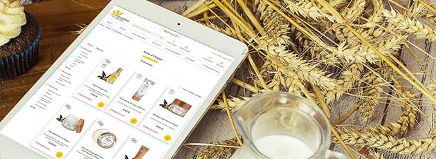 Mise en ligne du nouveau site e-commerce de Fleurance Nature