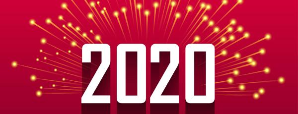Retour sur cette année 2020!